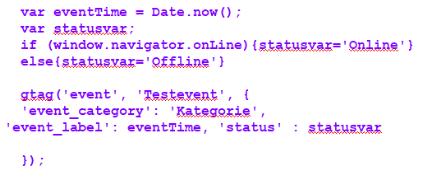 pwa-googleanalytics-status