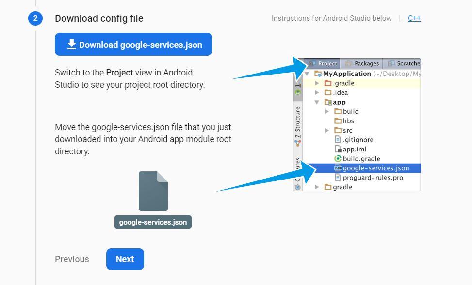 firebase-project-google-service-json