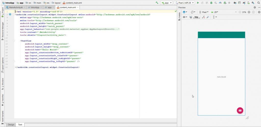 android-studio-content_main_xml_textview