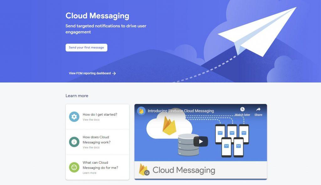 firebase-cloudmessaging